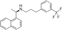 Cinacalcet Chemical Structure