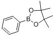 (4,4,5,5-tetramethyl-1,3,2-dioxaborolan-2-yl)benzene Chemical Structure