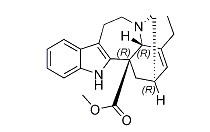 Catharanthine Chemical Structure