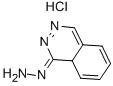 Hydralazine hydrochloride Chemical Structure