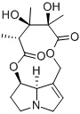 Monocrotaline Chemical Structure