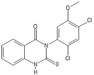 Mdivi-1 Chemical Structure