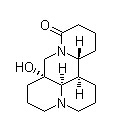 Sophoranol Chemical Structure