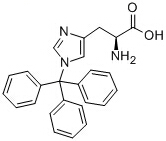 H-HIS(TRT)-OH Chemical Structure