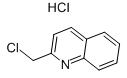 2-(Chloromethyl)quinoline HCl Chemical Structure