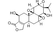 Tripdiolide Chemical Structure