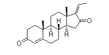 (Z)-Guggulsterone Chemical Structure