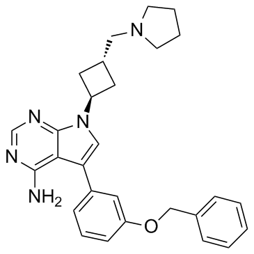 NVP-ADW742 Chemical Structure