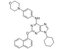 Purmorphamine Chemical Structure