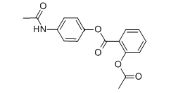 Benorilate Chemical Structure