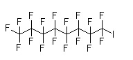 Perfluorooctyl iodide Chemical Structure