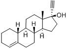 Lynestrenol Chemical Structure