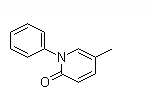 Pirfenidone Chemical Structure
