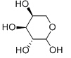 L-(+)-Arabinose Chemical Structure