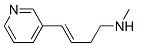 Metanicotine Chemical Structure