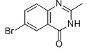 6-Bromo-2-methylquinazolin-4(1H)-one Chemical Structure