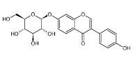 Daidzin Chemical Structure
