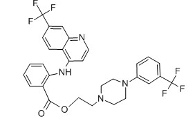 Antrafenine Chemical Structure