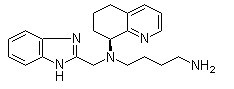 AMD-070 Chemical Structure