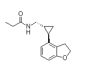 Tasimelteon Chemical Structure