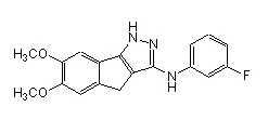 JNJ-10198409 Chemical Structure