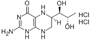Sapropterin dihydrochloride Chemical Structure