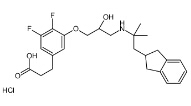 Ronacaleret HCl Chemical Structure