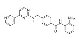 Mocetinostat Chemical Structure