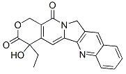 Camptothecin Chemical Structure