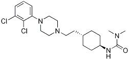 Cariprazine Chemical Structure