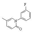Fluorofenidone Chemical Structure