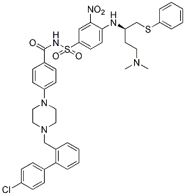 ABT-737 Chemical Structure