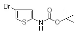 tert-Butyl (4-bromothiophen-2-yl)carbamate Chemical Structure
