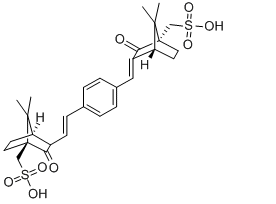 Ecamsule Chemical Structure
