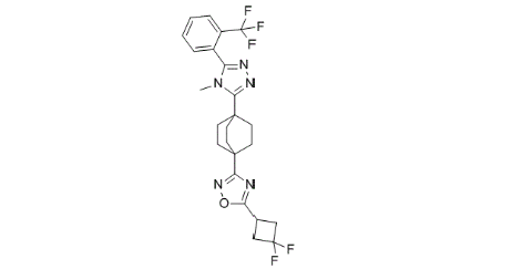 MK-4101 Chemical Structure