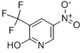 2-Hydroxy-5-nitro-3-(trifluoromethyl)pyridine Chemical Structure